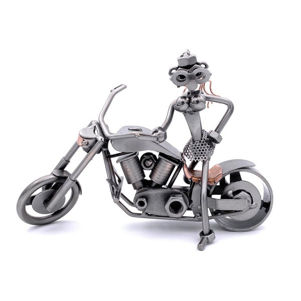 "Metall-Lady ""Bikerin"""